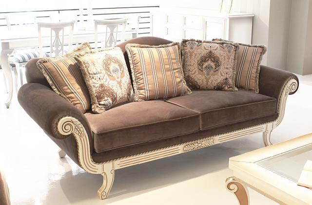 Τριθέσιος καναπές Άδωνις
