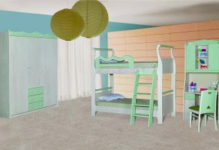 Παιδικό δωμάτιο Παλάτι