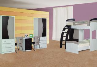 Παιδικό δωμάτιο Καταφύγιο